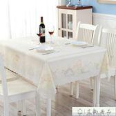 家音防水防油餐桌布