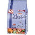 ☆國際貓家☆Mobby 莫比自然食-挑嘴成貓饕客配方-3KG