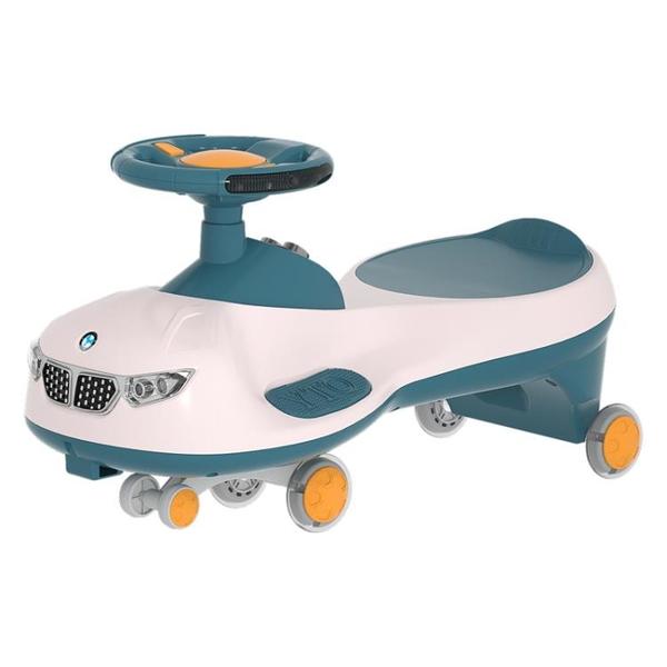 扭扭車兒童新款防側翻萬向輪溜溜寶寶男女孩1-6歲搖擺妞妞溜溜車 「全館免運」