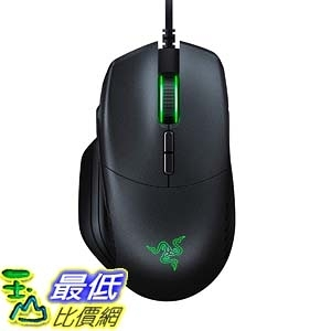 [9美國直購] 滑鼠 Razer Basilisk Gaming Mouse: 16,000 DPI Optical Sensor - Chroma RGB Lighting - 8 Programmable Buttons