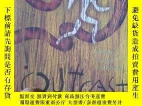 二手書博民逛書店Outcast罕見[平裝]Y15389 Michelle Pav