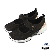 Skechers Skech 黑色 織布 休閒鞋 女款 NO.J0231【新竹皇家 23384BKRG】