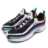 Reebok 復古慢跑鞋 Daytona DMX MU 漸層 紫綠 黑黃白 男鞋 【PUMP306】 CN8386
