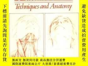 二手書博民逛書店How罕見To Draw The Human Head: Techniques And Anatomy-如何畫人頭