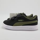 小編激推!愛運動】PUMA SMASH V2 BUCK V INF小童鞋36518411黑