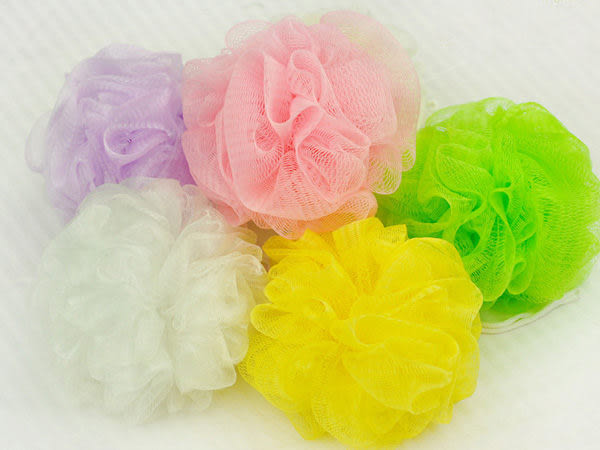 【Miss.Sugar】彩色洗澡沐浴球 泡泡球【K4003968】