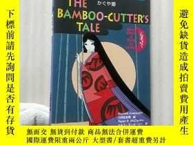 二手書博民逛書店THE罕見BAMBOO-CUTTER S TALE 日文原版(日