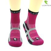 Lorpen T3 女Coolmax健行襪 T3LWG(II) / 城市綠洲 (登山襪、吸濕快乾、涼爽舒適)