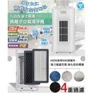 【富士電通】負離子空氣清淨機 HEPA濾網 FT-AP05 保固免運
