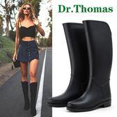 雨鞋 高筒雨靴成人水鞋潮休閑膠鞋防滑時尚保暖雨鞋女