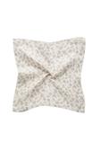 SST&C 男裝 米白花卉口袋巾   3012003002
