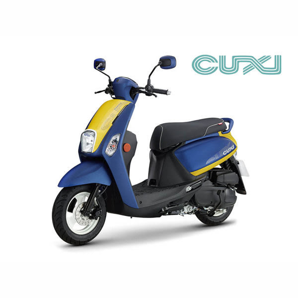 YAMAHA 山葉機車MY CUXI-115 -2018新車
