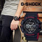 【人文行旅】G-SHOCK   GA-400HR-1ADR 潮流男錶