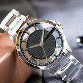 【人文行旅】A/X Armani Exchange   亞曼尼 AX2179 簡約休閒方塊腕錶