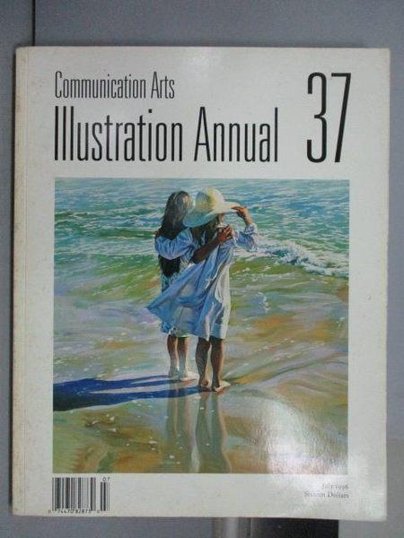 【書寶二手書T6/設計_QNO】Communication Arts_265期_illustration Annual