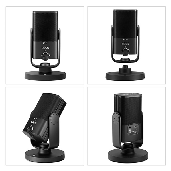 Rode NT-USB Mini 心型指向電容式麥克風〔直播、錄音適用〕公司貨