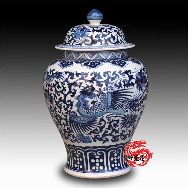 景德鎮陶瓷花瓶工藝品