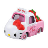 Dream TOMICA 夢幻小汽車 152 Kitty 凱蒂貓蘋果貨車 【鯊玩具Toy Shark】