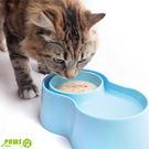寵物用品  貓狗飼料碗 食物碗  餵食盤 BOB防蟻寵物狗碗 瘋狂爪子 《Life Beauty》