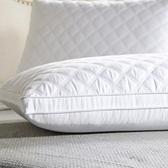 枕頭 抱枕 一對裝】全棉枕頭枕芯成人家用酒店護頸椎枕單人雙人學生枕【限時八折】