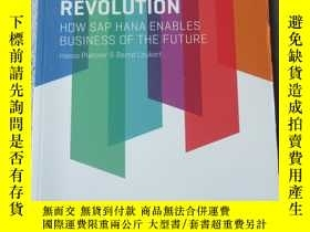 二手書博民逛書店The罕見In-Memory Revolution: How S