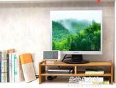 電腦顯示器增高架帶抽屜墊高屏幕底座辦公室臺式桌面收納置物架子  朵拉朵衣櫥