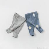 春裝女童打底褲寶寶休閒褲彈力褲子女兒童長褲春-Ballet朵朵