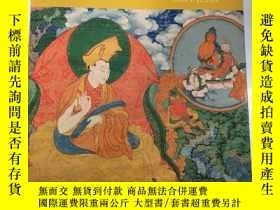 二手書博民逛書店The罕見Place of Provenance: Regional Styles in Tibetan Pain