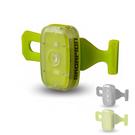 SKORPION USB登山健行跑步自行車警示燈(鋰電池充電式/腳踏車燈/路跑/單車/LED燈/夜間閃爍/爬山)