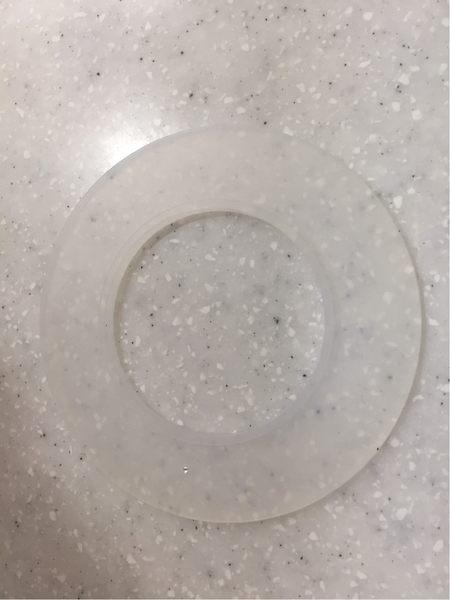 【麗室衛浴】國產 一段式 排水器雙體 TOTO 替代止水皮 A-070B-1