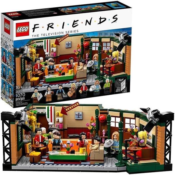 LEGO 樂高 Ideas 21319中央振興套件(1,070件)