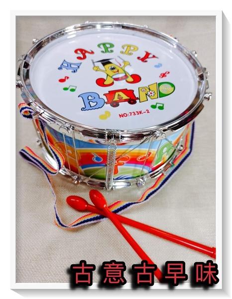 古意古早味 打鼓遊戲 敲打遊戲 (內直徑18公分/樣式隨機) 懷舊童玩 大鼓 打擊器 玩具