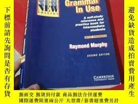 二手書博民逛書店English罕見Grammar in Use: A Self-