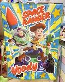 【震撼精品百貨】玩具總動員_Toy Story~迪士尼日本毛毯/被子(150*110CM)-胡迪及巴斯#25274