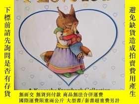 二手書博民逛書店I罕見Love You: A Keepsake Storyboo