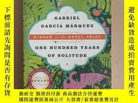 二手書博民逛書店One罕見Hundred Years of Solitude (
