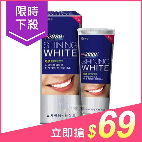 韓國 2080 三重亮白牙膏(100g)【小三美日】$99