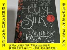二手書博民逛書店THE罕見HOUSE OF SILK(外文)Y212829
