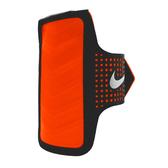 Nike DT Arm Band [NRN49077OS] 男 運動 慢跑 自行車 輕量 手機 臂包 適用i6 黑 紅