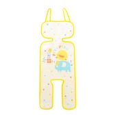 小饅頭**黃色小鴨 涼感冰絲嬰幼兒坐墊(GT-810778)