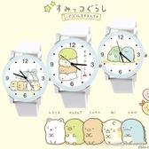 角落生物手錶周邊 墻角生物二次元動漫萌可愛 手錶貓咪企鵝白熊錶 創時代3C館