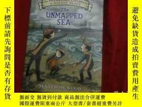 二手書博民逛書店The罕見UNMAPPED SEA 5 (精裝插圖本)Y1733