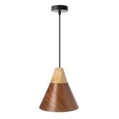 特力屋木趣單燈吊燈-C款