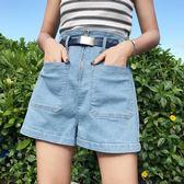 夏裝女裝韓版時尚百搭高腰顯瘦牛仔褲寬松 JD1103 【3C環球數位館】