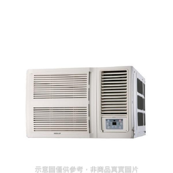 【南紡購物中心】(含標準安裝)禾聯變頻窗型冷氣6坪HW-GL41