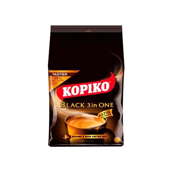 印尼 KOPIKO 三合一即溶濃醇咖啡(250g)【小三美日】