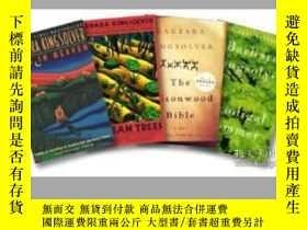 二手書博民逛書店Kingsolver罕見Fiction Collection Four-book Set (pigs In Hea
