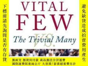 二手書博民逛書店The罕見Vital Few Vs. The Trivial ManyY255562 George Muzea