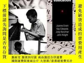 二手書博民逛書店Prelude罕見To Music EducationY255562 Erwin, Joanne H. (ed