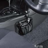 汽車用皮革儲物盒座椅手機袋收納盒多功能車載雜物置物袋掛袋架內  【全館免運】